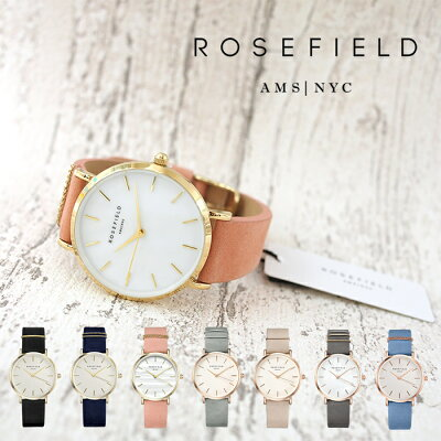 ROSEFIELDローズフィールドレディース腕時計ウエストビレッジTheWestVillageCollections33mm全7色