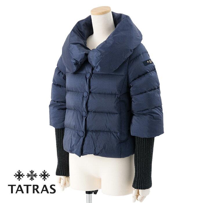 TATRAS タトラス LTA15A4416 FABBRIZIA レディース ダウンジャケット BLUE ブルー