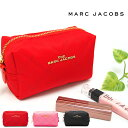 MARC JACOBS マークジェイコブス コスメポーチ 全3色 M0016812 化粧ポーチ コスメポーチ THE BEAUTY SMALL COSMETIC