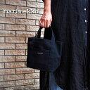 MARIMEKKO マリメッコ ミニトートバッグ 044400 ハンドバッグ ブラック ミニペルスカッシ MINI PERUSKASSI 2 トートバッグ