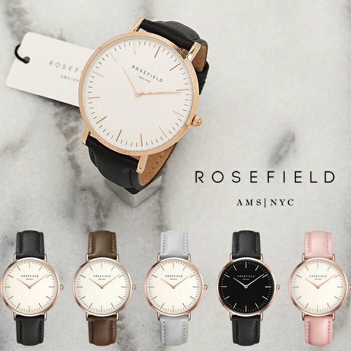 ROSEFIELD ローズフィールド レディース 腕時計 バワリー THE BOWERY 38mm 全5色 rosefield 腕時計