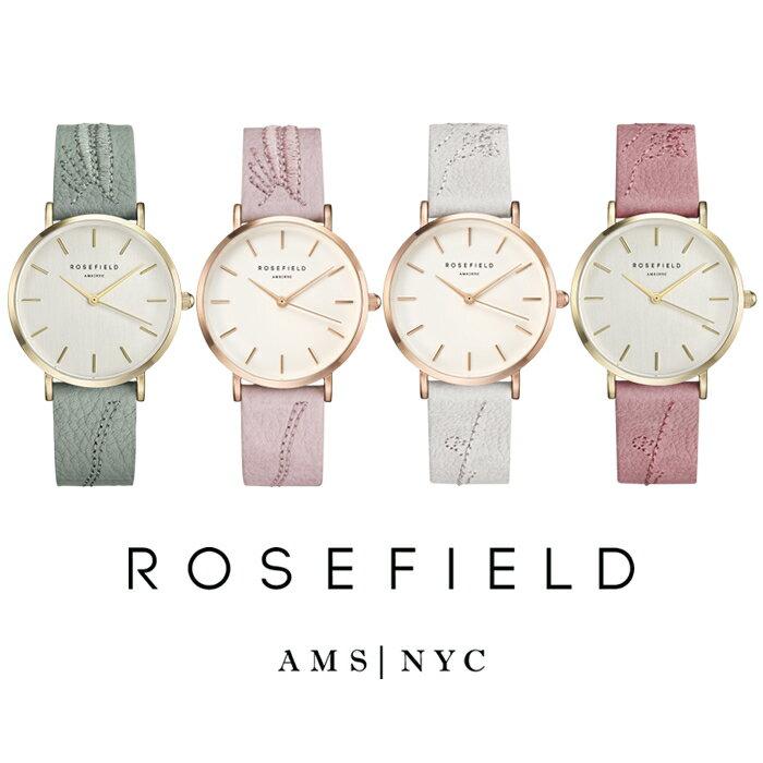 ROSEFIELD ローズフィールド レディース 腕時計 City Bloom 33mm 全4色 rosefield 腕時計