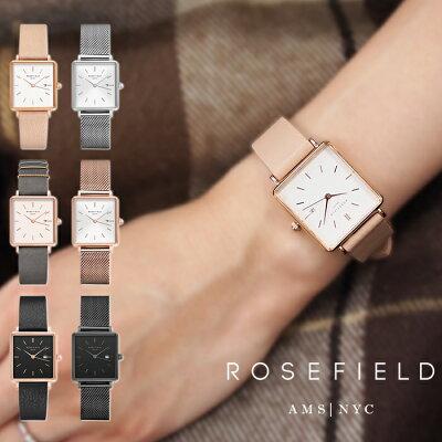 ROSEFIELDローズフィールドレディース腕時計ウエストビレッジTheWestVillageCollections33mm全6色