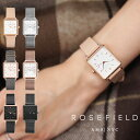 ROSEFIELD ローズフィールド レディース 腕時計 The Boxy 全6デザイン ローズフィールド 腕時計