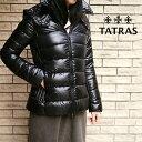 TATRAS タトラス レディース ダウンジャケット LTA19A4690 DRENA BLACK/ブラック タトラス ダウン レディース