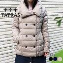 TATRAS タトラス レディース ダブルボタン ダウンジャケット LTA19A4698 LORENZANA 全3色 タトラス ダウン レディース
