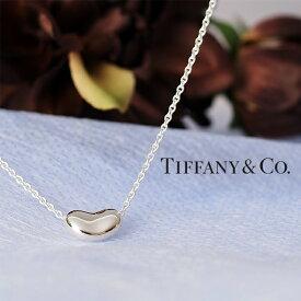 TIFFANY&Co. ティファニー ネックレス ミニビーン ペンダント シルバー 25185129