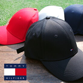 TOMMY HILFIGER トミーヒルフィガー キャップ 全4色 CLASSIC BB CAP レディース トミーヒルフィガー キャップ
