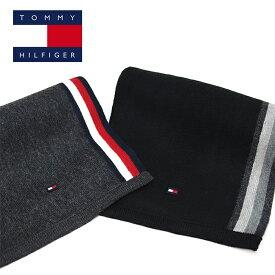 TOMMY HILFIGER トミーヒルフィガー マフラー 全2色 ユニセックス トミーヒルフィガー マフラー H8C83607