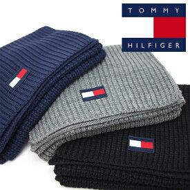 TOMMY HILFIGER トミーヒルフィガー マフラー 全3色 ユニセックス トミーヒルフィガー マフラー H8C83203