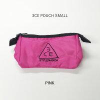 3CEPOUCHSMALL3CEポーチ(スモール)PINKRUMOURピンク