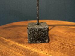 ドリフトウッドスタンドM『アクセサリー収納スタンド木製ディスプレイ店舗什器ジュエリー指輪ピアスイアリングトレートレイブロック』