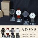 [ポイント10倍][クーポン利用可]ADEXE ヨーロッパ発のシンプルで使いやすい機能性を追求した腕時計【1868E-01】【1868…