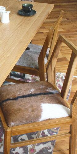 シャルダイニングチェア『椅子木製インダストリアルヴィンテージ北欧おしゃれ西海岸カフェ風チェアオールドチークアームレスレザーダイニングリビングシンプルイスキップスキンビンテージ』