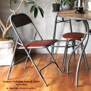 インノーチェ フォールディング ラウンド チェア バイレザー in-noce folding round chair by leather 折り畳んでコン…
