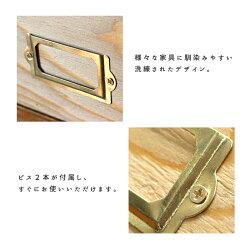 インデックス名札ホルダー『プロックDIYクラフトネームプレートフォードロワー』真鍮ネームプレートラベル引き出しDIYスチール金属メタルパーツゴールド