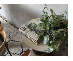 サイドテーブル北欧丸『リ・アセコサイドシリンダーテーブル』送料無料トレイおしゃれディスプレイミニテーブルリサイクルエコナチュラル飾り棚新築引越し祝いギフト円形モダンスタイリッシュアデペシュ