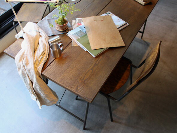 socph work dining table 1350 ソコフ ワークダイニング テーブル【1350】 送料無料