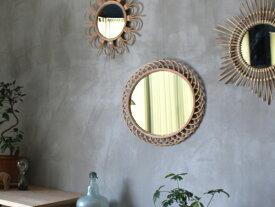 ロッタ ラタン ミラー エリプス L rotta rattan mirror ellipse L ナチュラル感溢れる、愛らしい鏡。 アデペシュ