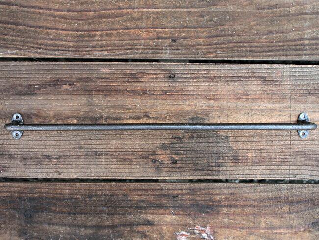【スマホからエントリーでポイント10倍】iron towel holder(L) アイアン/タオルホルダー(L) ヴィンテージなアイアンタオルハンガー。【クーポン利用で最大1500円OFF】