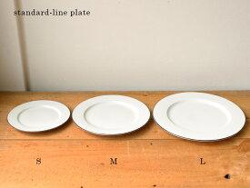 standard line plate L スタンダードライン プレート 木の温もりに、ベストなテーブルウェア アデペシュ