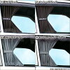 供供车使用的窗帘autodecor正规的物品穿脱简单的遮光窗帘汽车用品车使用的遮阳物避阴处特别定做零件礼服提高