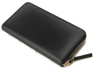 PaulSmith1772-W567ポールスミスカードケースカーフレザーブラック×マルチカラー