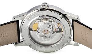 TiffanyZ1800.68.10A10A50AティファニーAtlasDomeメンズ腕時計ブラック×シルバー
