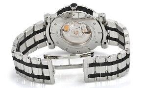 TiffanyZ1000.70.12A10A00AティファニーAtlasGentメンズ腕時計ブラック×シルバー