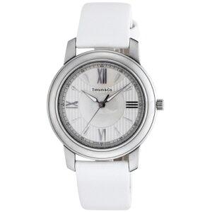 TiffanyZ0046.17.10A91A40AティファニーMarkユニセックス腕時計ホワイト×シルバー