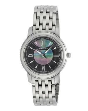 TiffanyZ0046.17.10A90A00AティファニーMarkユニセックス腕時計シルバー