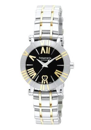 TiffanyZ1300.68.16A10A00AティファニーAtlasレディース腕時計シルバー
