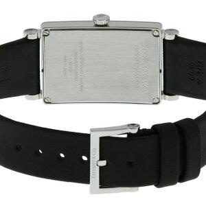 TiffanyZ3001.10.10E10C68AティファニーGemeaレディース腕時計ブラック×シルバー
