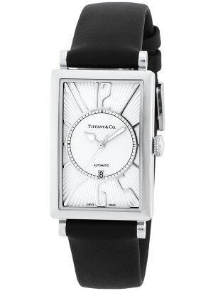 TiffanyZ3002.68.10A21A68AティファニーGalleryメンズ腕時計ブラック×シルバー
