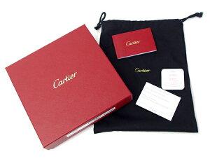 CARTIERL5000184カルティエベルトユニセックスリバーシブルベルト(ストリンガシステム)カウハイドレザーパラジウムフィニッシュバックルブラック×ダークブラウン×シルバーサイズ115cmまで対応(カット可能)