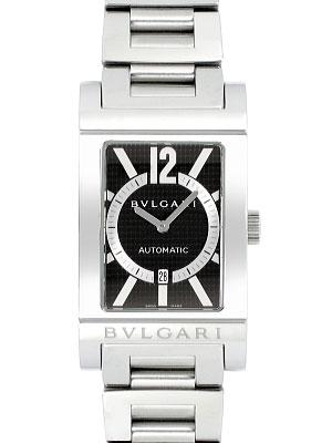 TiffanyZ1800.11.10A10A00AティファニーAtlasDomeメンズ腕時計ブラック×シルバー
