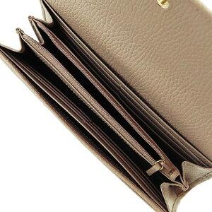 GUCCI456116-CAO0G-5729グッチホック長財布レザーベージュ×ゴールド