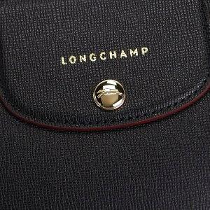 LONGCHAMP1621-270LEPLIAGEロンシャンル・プリアージュ折りたたみトートバッグナイロン×型押レザーRED/PK