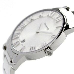 TiffanyZ1800.11.10A21A00AティファニーAtlasDomeメンズ腕時計シルバー
