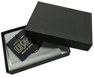 LE'SAC8143CROCODILEレザッククロコダイルラウンドファスナーコインケース小銭入クロコダイル×カーフブラック×グリーン×シルバー※正規代理店取寄商品
