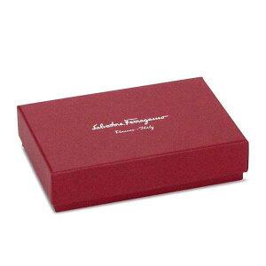 SalvatoreFerragamo22D148-683243-BKサルヴァトーレフェラガモカードケースレザーブラック×ゴールド※取寄品