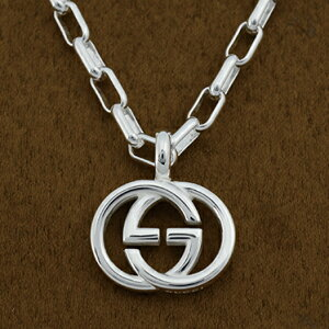 GUCCI295710-J8400-8106SILVER925NECKLACEグッチアクセサリーシルバー925ネックレス