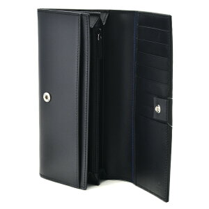 GUCCI408837-CWD2N-1000グッチ二折長財布グッチシマレザーブラック