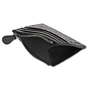 BOTTEGAVENETA367004-V001N-1000ボッテガヴェネタカードケースレザーブラック
