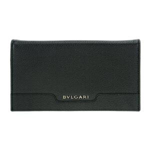BVLGARI33402MANWALLETブルガリ財布長札(ファスナー付)