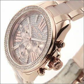 MICHAELKORSMK6096-Rマイケルコース腕時計クロノグラフ