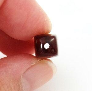 アクリルビーズパーツレクタングル(1個)クリアブラウン├アクリル樹脂ビーズアクセサリーパーツアクセサリーパーツブレスレットピアスイヤリングネックレスワンポイント手芸資材素材┤