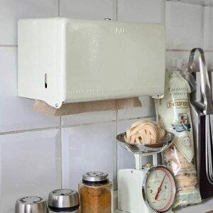 TISSUE DISPENSER ティッシュケース  壁掛 北欧 ダルトン キッチンペーパー ペーパー タオル ティッシュ ケース ティッシュディスペンサー スチール 置き型 壁掛け 収納 キッチン