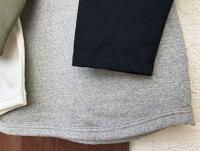 全国どこでも送料無料!!春夏新作!!【CUSHMAN】ミニパイルベースボールTEE(FIREFIGHTER)【クッシュマン】メンズ&レディース七分袖Tシャツスウェットコットン100%