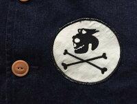 全国どこでも送料無料!新作!!【CUSHMAN】ONEPOCKETJACKET【クッシュマン】メンズ&レディースジャケット